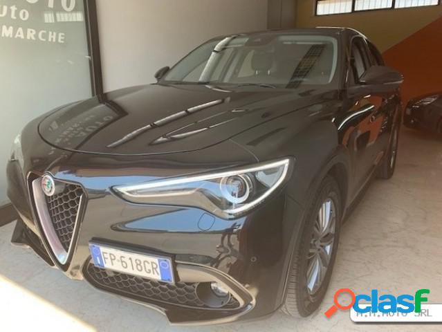 ALFA ROMEO Stelvio diesel in vendita a Montesilvano