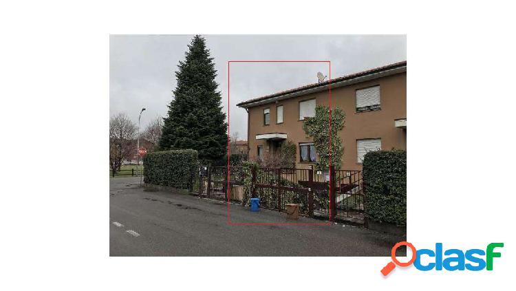 Appartamento all'asta Via Olivelli, 1