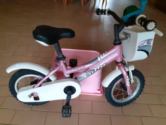 Bicicletta bambina Bambino 3 5 anni 12 pollici