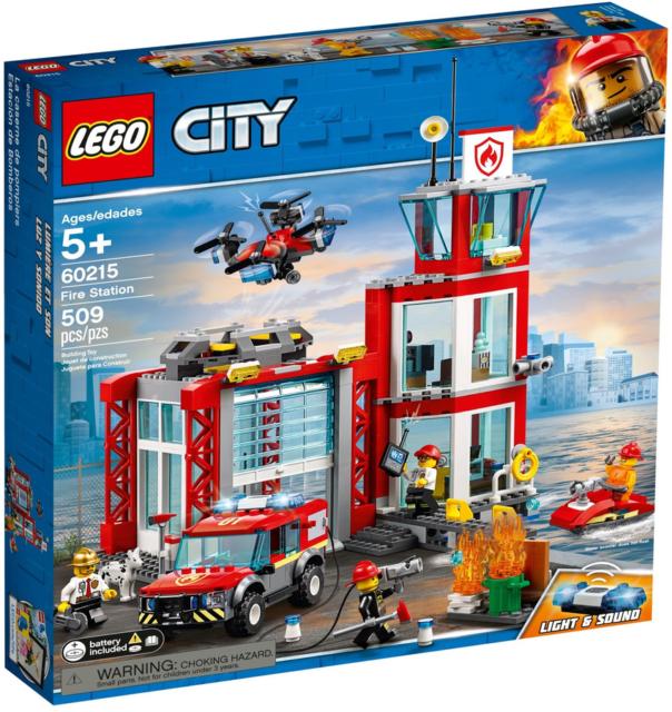 CITY Caserma dei Pompieri