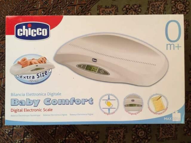 Chicco Baby Comfort bilancia elettronica digitale