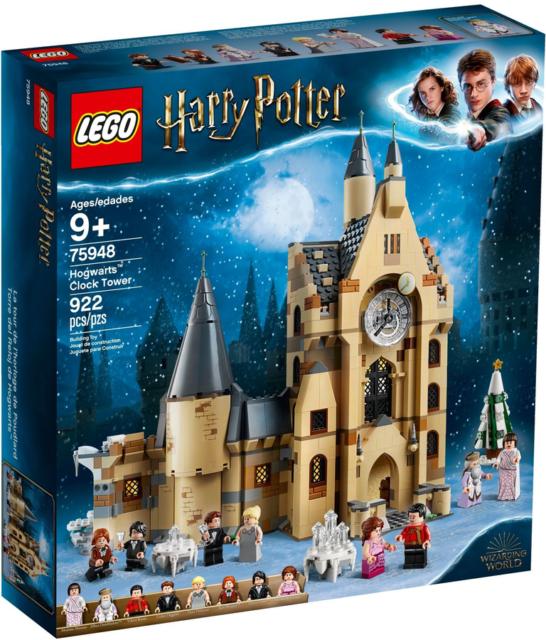 HARRY POTTER La Torre dell orologio di Hogwarts