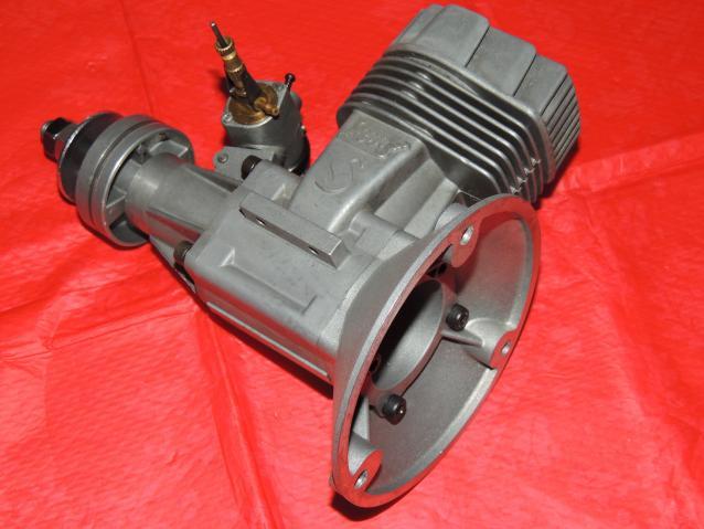 Motore a scoppio Supertigre S  cc. Made In Italy