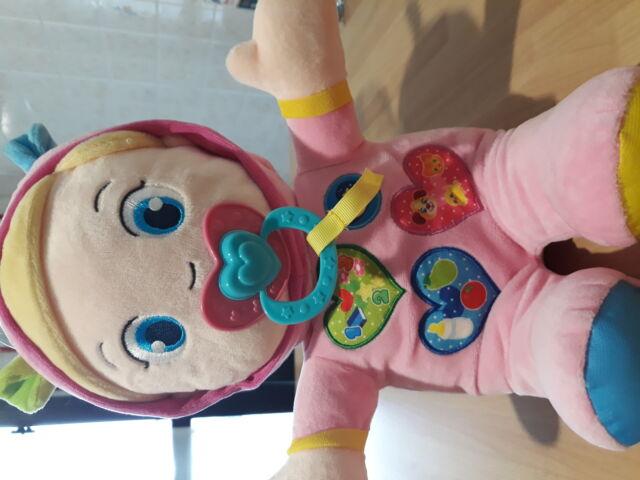 Bambola Clementoni Baby Alice