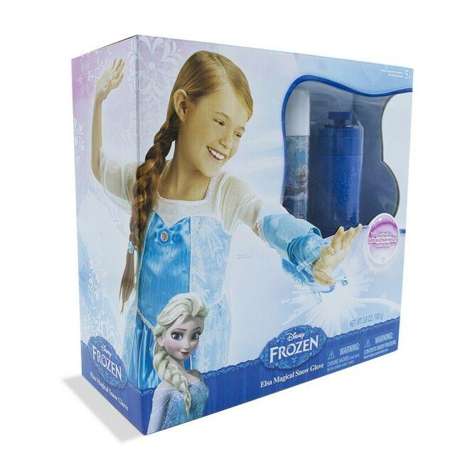 Frozen Il magico  guanto di Elsa 2 in 1 spara neve o