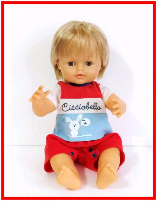 Bambola Cicciobello Giochi Preziosi bambolotto Ciccio Bello