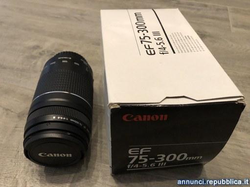 Digitale Accessori CANON Obiettivo Canon EF  mm