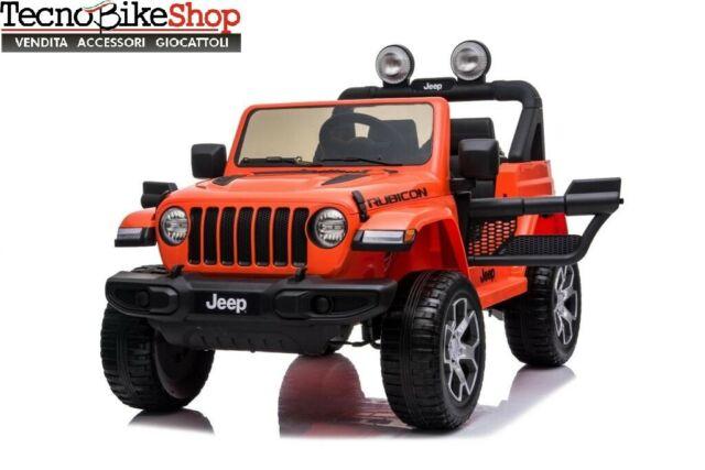 Auto Macchina Elettrica per bambini JEEP FIAT Wrangler