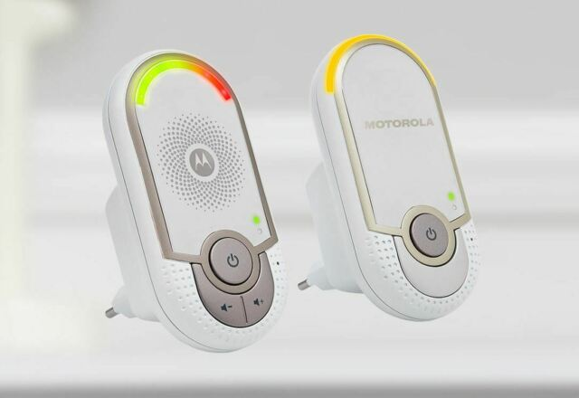 Baby MonitoAudio Digitale Plug-N-Go