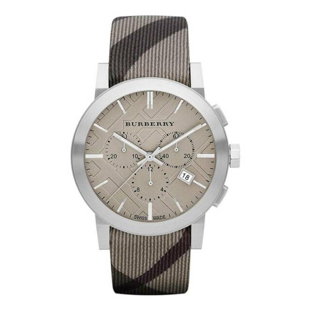 Burberry The City BU orologio uomo al quarzo