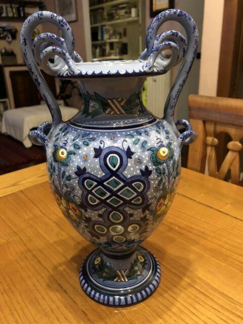 La Vecchia Faenza - Vaso Ceramica Firmato NUOVO