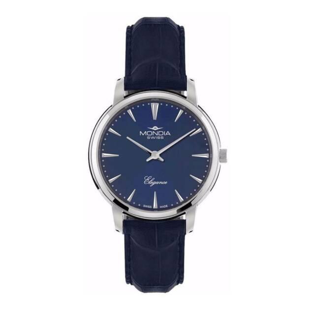Mondia MS-202-SS-04BL-CP orologio donna al quarzo
