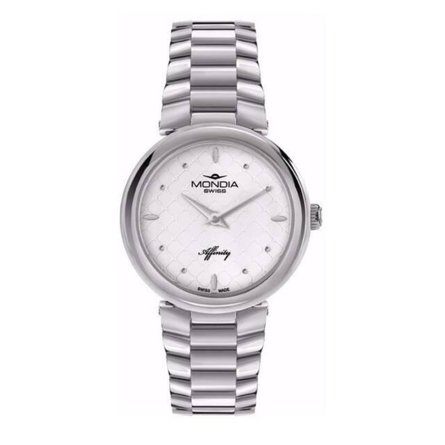 Mondia MS-211-PR-01SL-CM orologio donna al quarzo