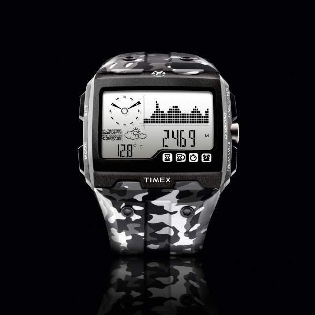 Orologio Timex WS4 bussola altimetro barometro