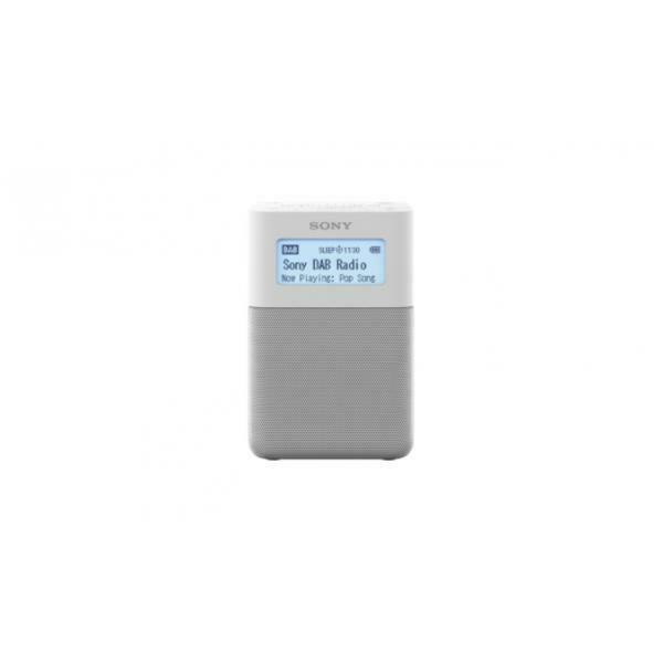Radio Portatile XDR-V20DW DAB+ / FM Colore Bianco
