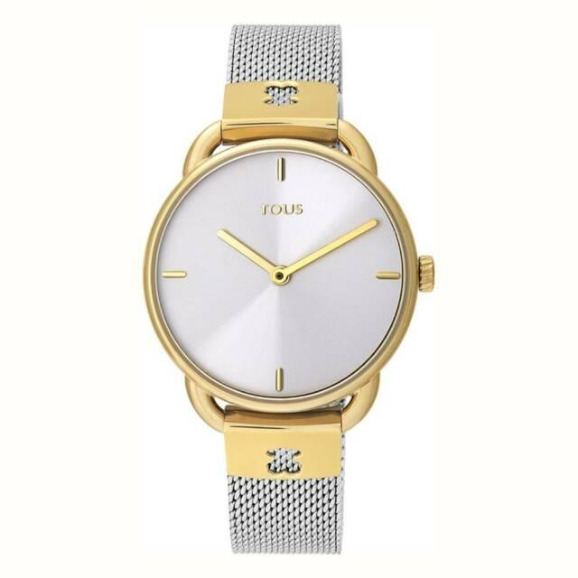 Tous Gold Mesh  orologio donna al quarzo