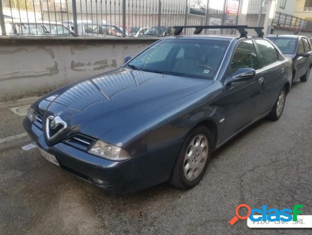 ALFA ROMEO 166 diesel in vendita a Casoria (Napoli)