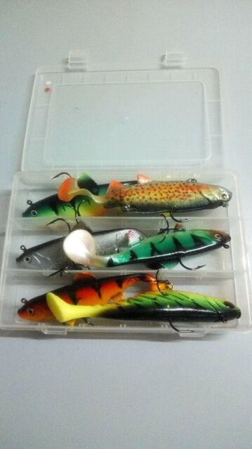 Artificiali per la pesca a spinning