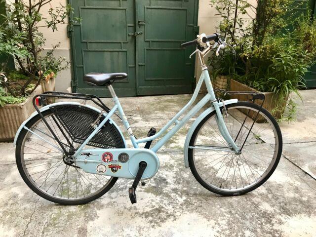 Bicicletta da donna tipo Olandesina