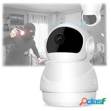 360 Rotary FullHD Home IP Camera with Motion Detector