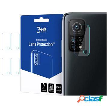 3MK Hybrid Xiaomi Mi 10T 5G/10T Pro 5G Camera Lens Protector