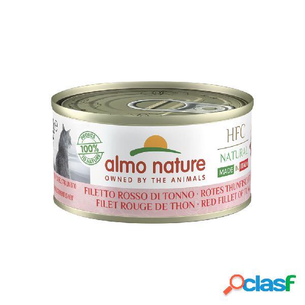 Almo Nature HFC Cat Natural Made in Italy Filetto Rosso di
