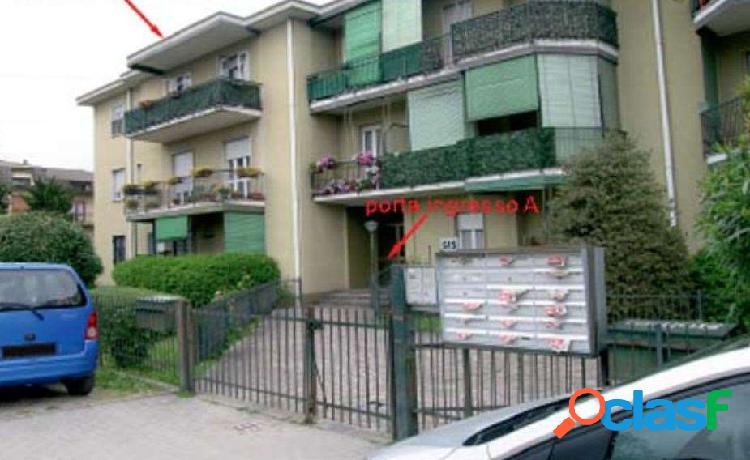 Appartamento all'asta Via Rivierasca