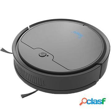 BowAI OB8s Smart Robot Vacuum Cleaner - 1600Pa, 6W - Black