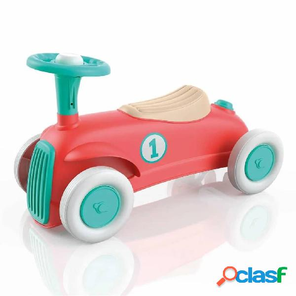 Clementoni Baby My first Ride-On Car Auto Cavalcabile Rosso