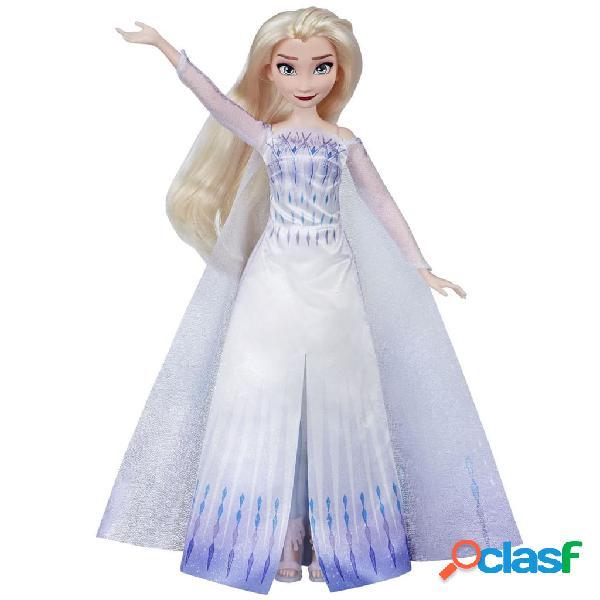 Frozen Bambola Musical Adventure Elsa