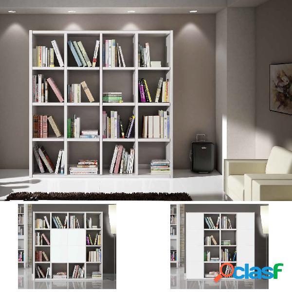 Libreria White Wood 4