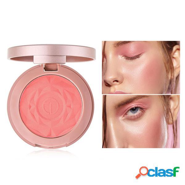 Rose Trucco Blush Blush Viso Lunga Durata Facile da Colorare
