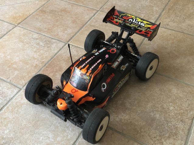 Kelios 4WD off road buggy