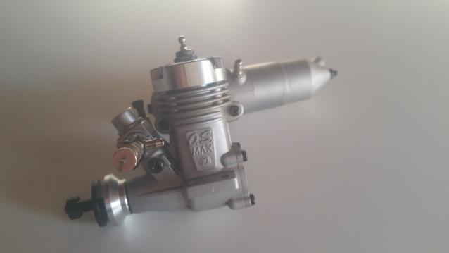 Motore OS MAX 10