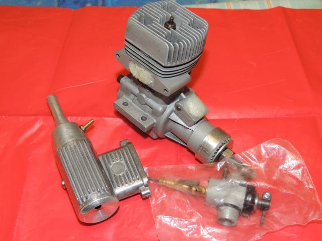 Motore a scoppio Supertigre G 61 Made in Italy
