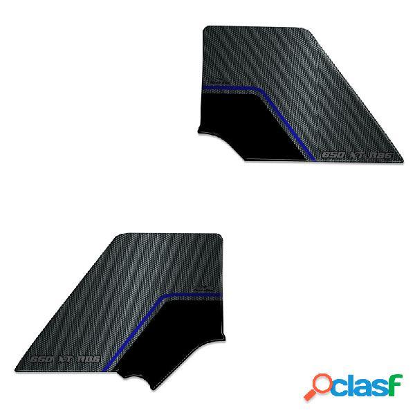 ADESIVI 3D LATERALI 01 COMPATIBILI CON SUZUKI V-STROM 650 XT