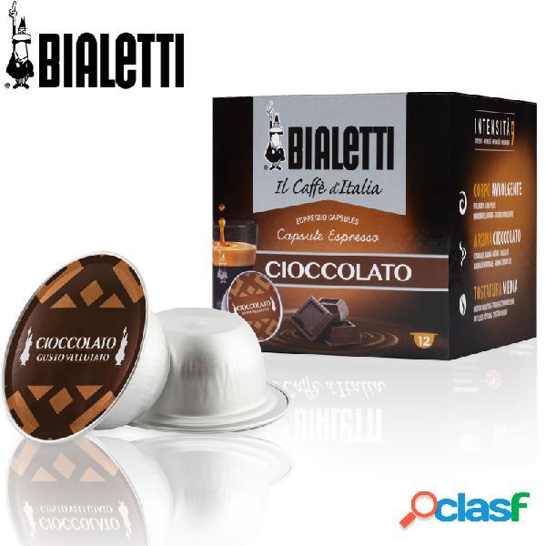 Bialetti Gourmet L Caffè D'italia Cioccolato Box 12