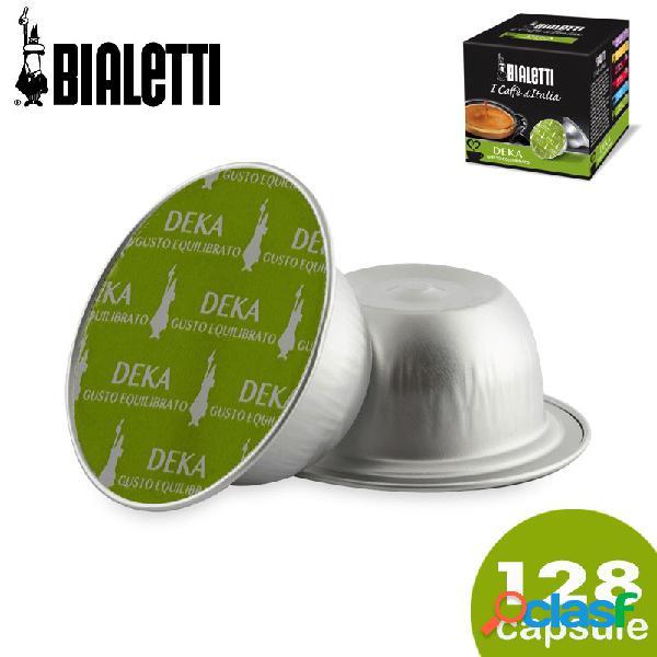 Bialetti I Caffè D'italia Gusto Deka Box 128 Capsule