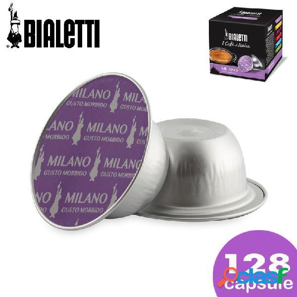 Bialetti I Caffè D'italia Gusto Milano Box 128 Capsule