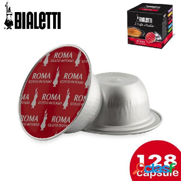 Bialetti I Caffè D'italia Gusto Roma Box 128 Capsule