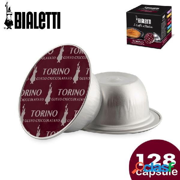 Bialetti I Caffè D'italia Gusto Torino Box 128 Capsule