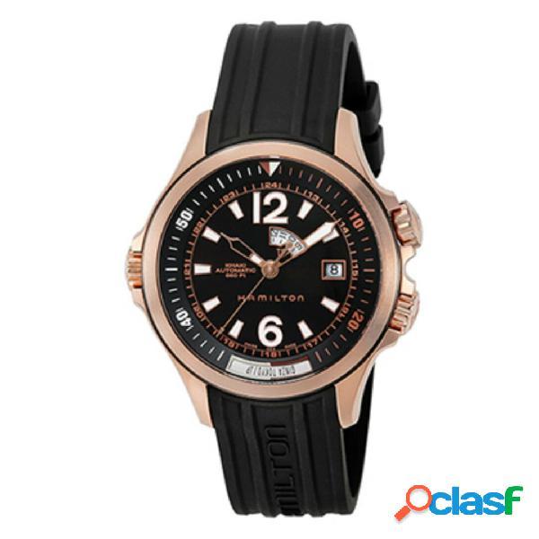 Hamilton orologio uomo automatico collezione Khaki Navy mod.