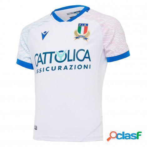 Maglia Away Replica Italia Rugby bambino 2020/21