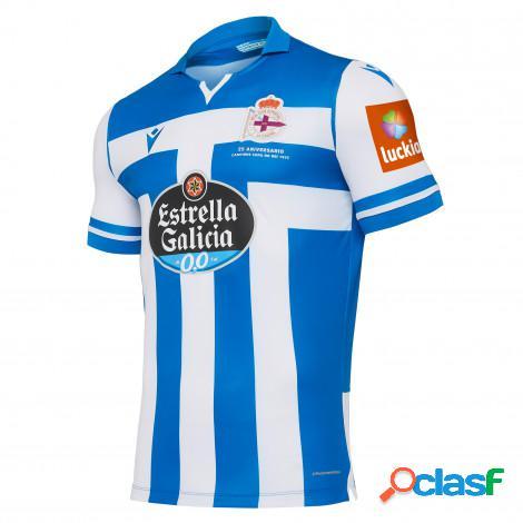 Maglia Home RC Deportivo 2020/21