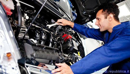 Meccanico auto/truck per lavoro per bus elettrici BG
