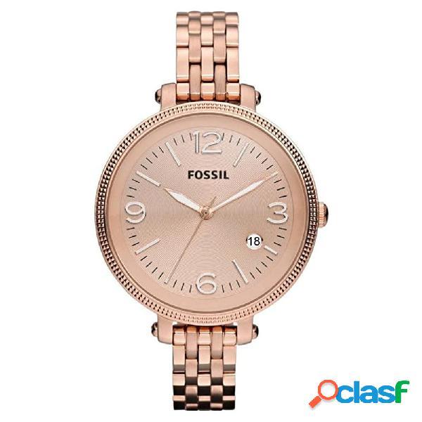 Orologio donna Fossil in acciaio tonalità rose gold mod.