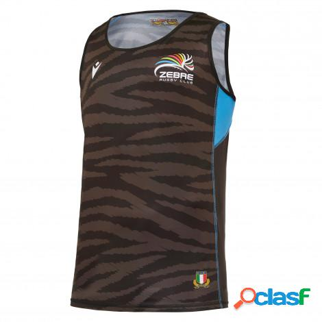 canotta training zebre rugby 2020/21