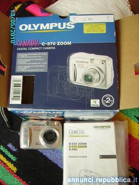 "Digitale Compatte ""Olympus camedia c.370"