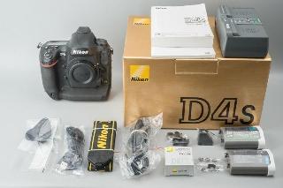 Nikon D4s 16.2MP DSLR