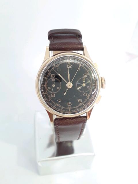 Orologio vintage 18k gold